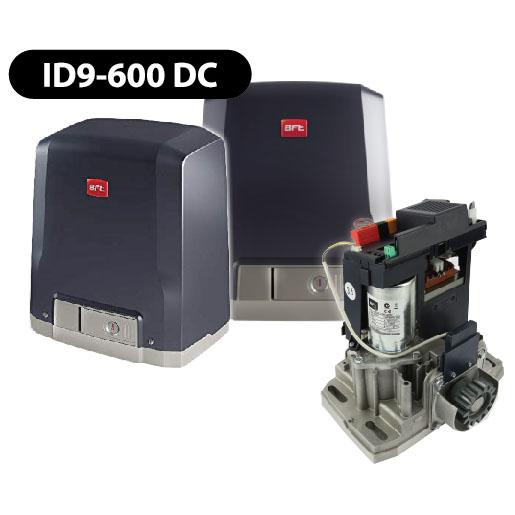 ID9-600DC-ประตูรั้วรีโมทบานเลื่อน